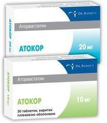 """Lek """"Atokor"""": instrukcja obsługi, analogowy i opinie"""