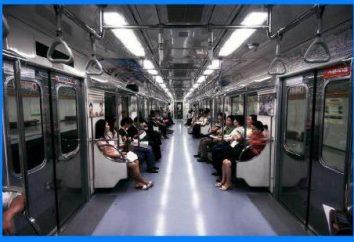 Lassen Sie uns herausfinden, was die U-Bahn-Station Roten Platz ist?