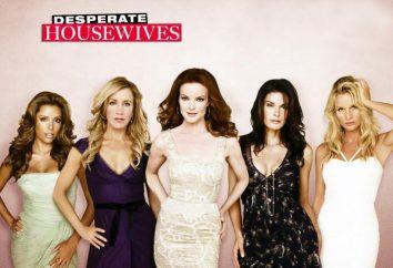 """Atores de """"Desperate Housewives"""". Quantas temporadas no show, que deu voz ao papel da versão russa"""