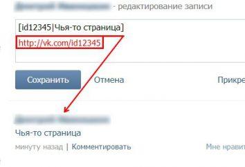 """Jak mogę dołączyć link """"VKontakte"""" w postaci tekstu?"""