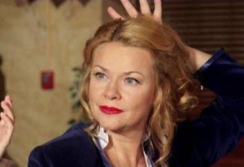 Tatyana Yakovenko: biografia, filmografia, życie osobiste aktorki (zdjęcia)