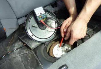 pompe à essence ne pompe pas l'essence. Les causes possibles, les moyens de résoudre les problèmes