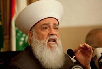 Muftis – sont juge spirituel du monde islamique