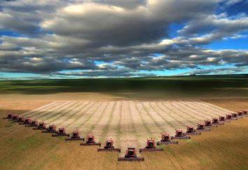 Macchine agricole – un settore importante