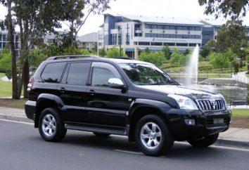 """""""Toyota Land Cruiser Prado""""opinii właścicieli, parametry techniczne"""