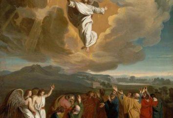 Beim Öffnen Himmel auf Epiphany