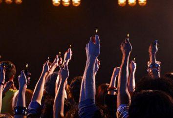 Najlepsze rockowe ballady: krajowych i zagranicznych