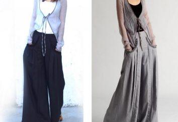 Culottes: tendencia de la moda o clásicos de siempre?