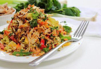 Salade « Tosca »: la recette avec une photo