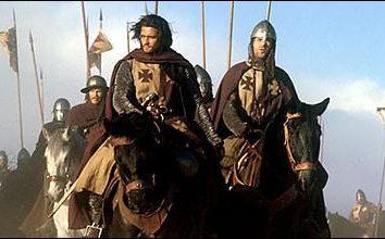 I film più interessanti dei cavalieri