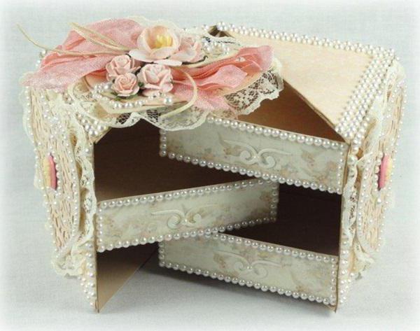 Come fare una scatola di cartone stunning come realizzare for Quanti soldi per costruire una casa