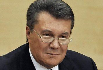 Biografia Wiktor Janukowycz, prezydent Ukrainy czwarty