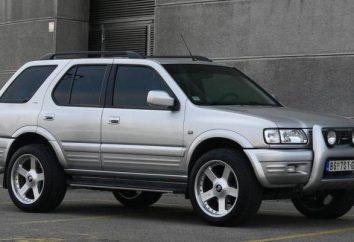 SUV japonais « Isuzu Rodeo »: caractéristiques techniques et avantages d'une voiture