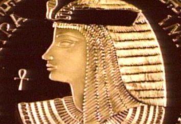 Hermosa Cleopatra – reina de Egipto