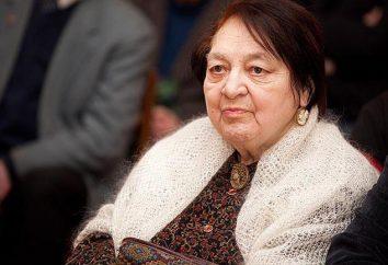 Tokmakova Irina Petrovna. biografia