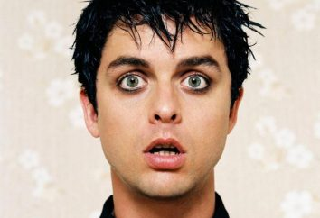 Billi Dzho Armstrong (Billie Joe Armstrong). Photo. Biographie et vie personnelle