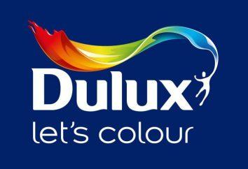 Paleta de cores Dulux: descrição, características da aplicação e comentários