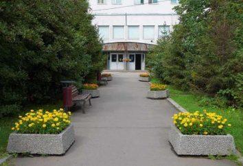 11 hospital. Maternidad hospital 11, Moscú. Bibirevo, maternidad 11