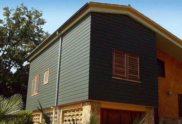 Die Ummantelung Holzhaus von außen: die Wahl der Materialien