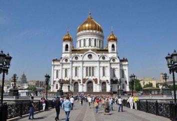 Vescovi cattedrale della Chiesa ortodossa russa: i partecipanti, foto