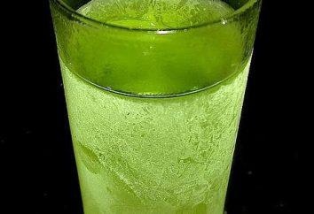 absenta pura y diluida Cómo beber en casa