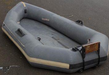 Naprawa łodzi gumowych własnymi rękami