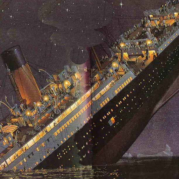 Wie Viele Menschen Waren Auf Der Titanic