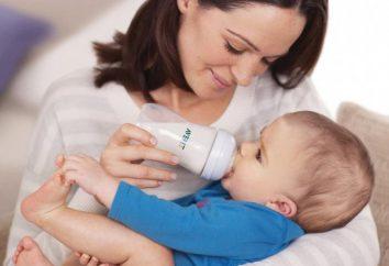 Dzieci antyrefluksowej mieszaniny. Jak wybrać mieszankę reflux dla noworodka