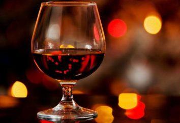 Harm e benefici per la salute di cognac. Quanti gradi in cognac?