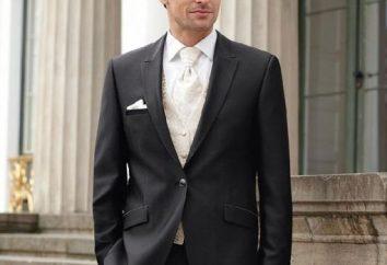 Ślub pan młody garnitur