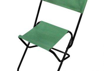 Jak zrobić składanym krzesełku do łowienia z rękami