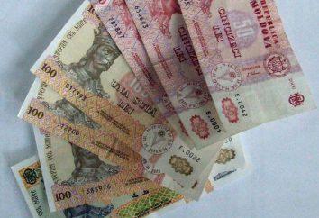 La moneta nella Repubblica di Moldova: storia e descrizione