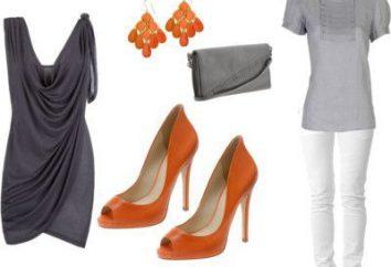 Pomarańczowe buty. Jak wybrać i co się ubrać