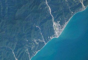 Spiagge della Lazarev: la bellezza e la comodità