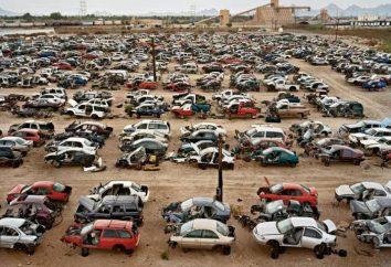 Jak pozbyć się samochodów? Czy to możliwe, aby odzyskać samochód z recyklingu?