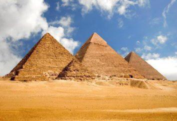Quem construiu as pirâmides? Mistérios de civilizações antigas