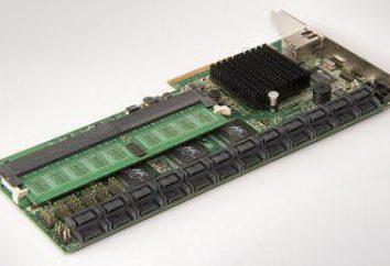 contrôleur SATA. Comment activer contrôleur SATA dans le BIOS?