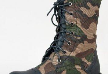 Bottes légères. Chaussures pour les fashionistas de spetsdruzhin et avides