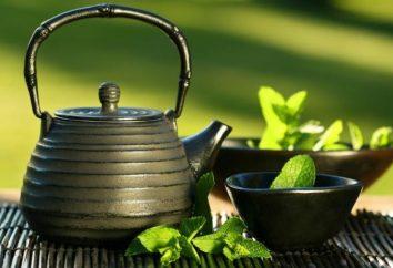 O chá verde é benéfico e por que deve ser bebido