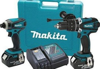 """Śrubokręty akumulatorowe: który z nich jest lepszy? Opinie. Jak wybrać baterię śrubokręt, która firma jest lepsza? Co lepsze śrubokręt: """"Bosch"""", """"Makita"""", """"Interskol""""?"""