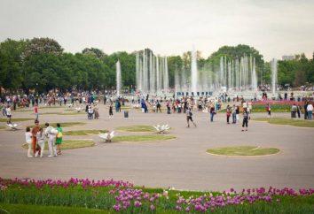 I più bei parchi di Mosca