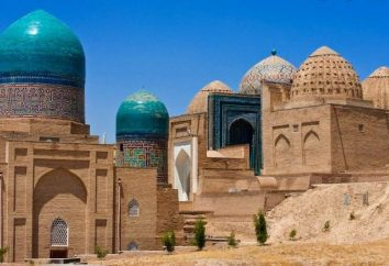 Samarkand Attraktionen: Beschreibung, Fotos und Bewertungen