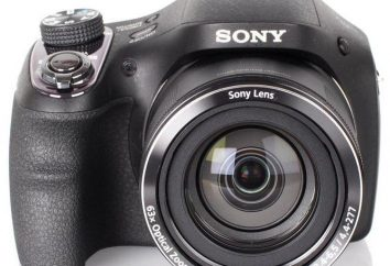 Digitalkamera Sony Cyber-shot DSC-H400: Beschreibung, Daten, Berichte