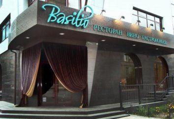 "Ristorante ""Basilio"" a Chelyabinsk: luoghi di sintesi"