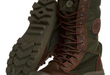 Palladium – zapatos de alta calidad