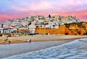 La città di Albufeira (Portogallo): Descrizione, vacanze, foto