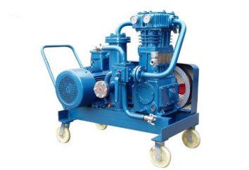 Fahrbare Kompressoren für den häuslichen Gebrauch und einigen Branchen