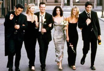 Os atores da série 'Friends' então e agora