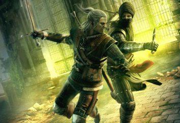 """Consejos para ganar el juego """"The Witcher 2"""". Keiran – Preparación para la batalla y batalla."""