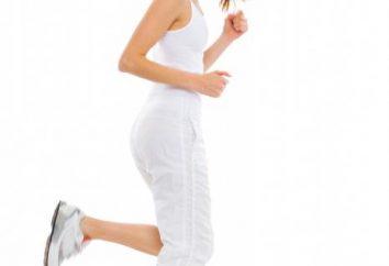 Que se ejecuta en el punto de perder peso en casa: ¿cuántas calorías puede quemar?